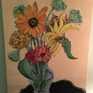 A Study in Flowers